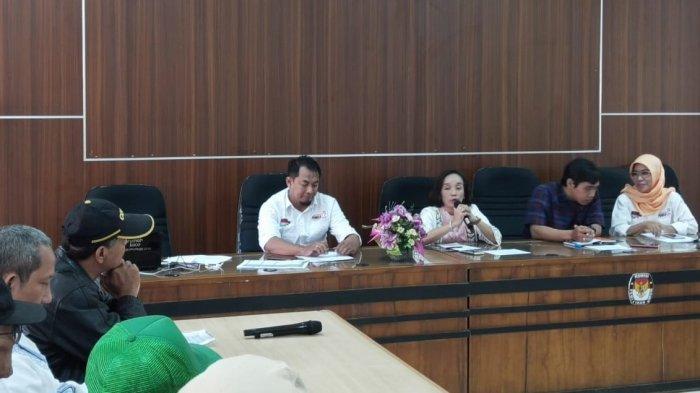 Audiensi dengan Komisioner KPU Solo, Relawan Solo Kompak Sampaikan Hal Ini