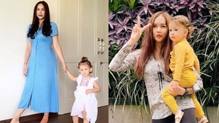 Resmi Cerai dari Eryck Amaral, Aura Kasih Kini Rayakan Ulang Tahun ke-2 Sang Putri Arabella