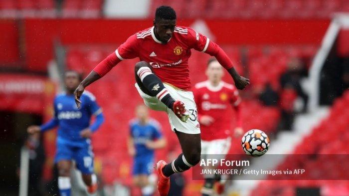 Garansi Menit Bermain, Bisa Bikin Axel Tuanzebe Cabut dari Manchester United, Gabung Aston Villa