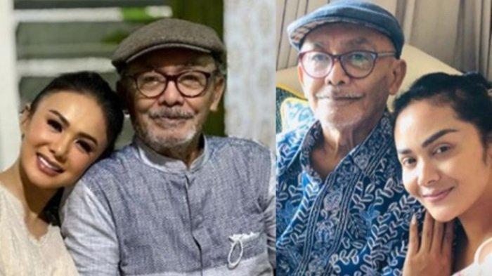 Krisdayanti dan Yuni Shara Berduka, Sang Ayah Kandung yang Jarang Terekspos Meninggal Dunia