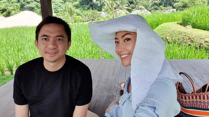 Hamil Anak Ketiga, Ayu Dewi Bersama Suami Menikmati Babymoon di Bali, Intip Kebersamaan Mereka