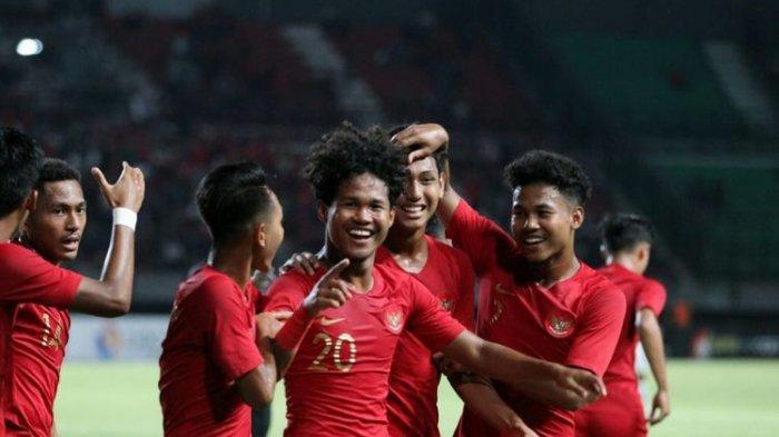 Timnas U-19 Fokus Jalani Serangkaian Laga Uji Coba Jelang Kualifikasi