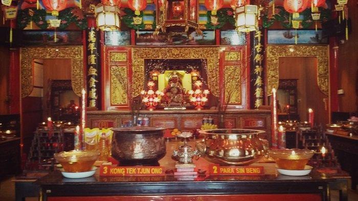 Tak Hanya Umat Tridharma, Masyarakat Umum Diperbolehkan Makan Bersama di Perayaan Cap Go Meh