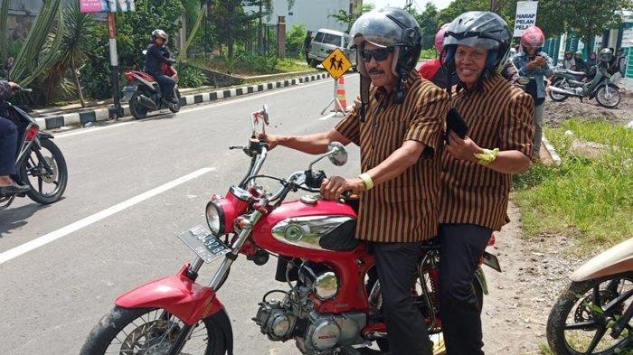 Penjahit Kampung Siap Lawan Anak Jokowi di Pilkada Solo, Sudah Serahkan 41.000 KTP Bukti Dukungan