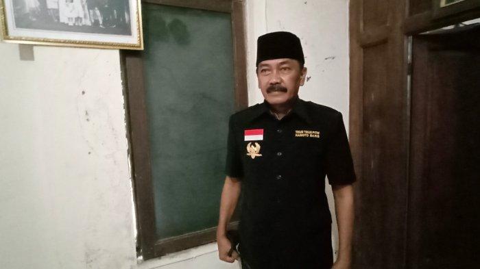 Calon Wali Kota Solo Bagyo Wahyono Ogah Tanggapi UU Cipta Kerja: Masyarakat Sudah Semakin Cerdas