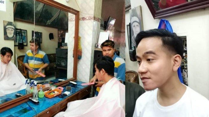 Gibran Nostalgia Masa Kecil, Ternyata Kerap Dibawa Jokowi ke Tukang Cukur Madura, Bayar Rp 10 Ribu