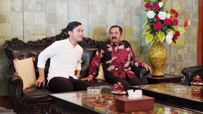FX Rudy Janji Tak Akan Lawan Ketum PDIP Megawati dan Akan Memenangkan Gibran di Pilkada Solo 2020
