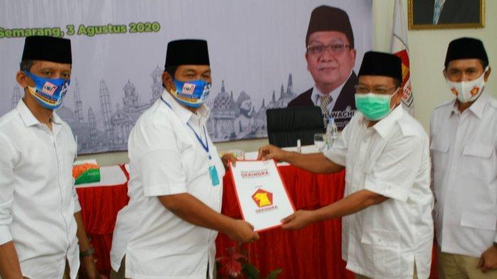 DPC Partai Gerindra Klaten Panasi Mesin, Menangkan ORI dalam Pilkada 2020