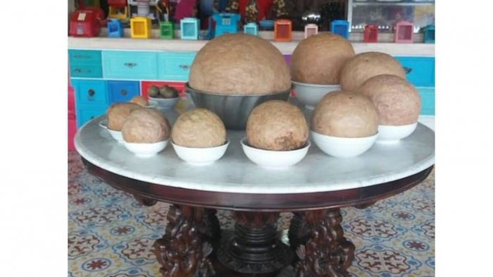 Di Yogyakarta, Ada Bakso Raksasa 55 Kilogram Seharga Rp 6 Juta hingga Rp 8 Juta, Apa Saja Isinya?