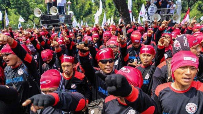 UMK Solo Naik di Tengah Pandemi, SBSI : Sekedar Penghibur, Agar Tidak Terlalu Tersakiti
