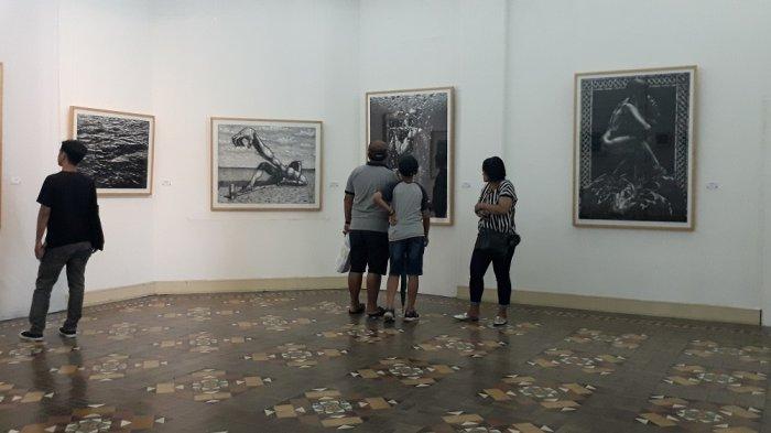 Balai Soedjatmoko Pamerkan Karya Pemenang Kompetisi Internasional Trienal Seni Grafis Indonesia V