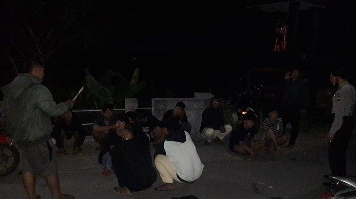 Aksi Balap Liar di Karanganyar Dibubarkan Polisi, Amankan Motor Tak Berbentuk