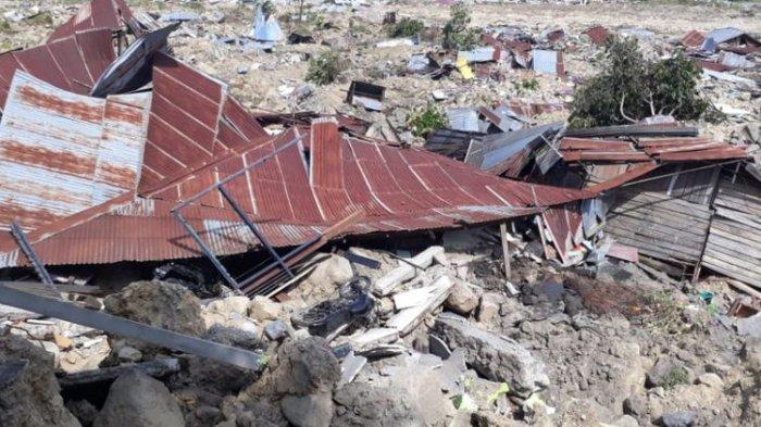 BNPB: Jumlah Korban Tewas Gempa dan Tsunami di Sulteng sampai Hari Minggu Mencapai 1.763 Orang