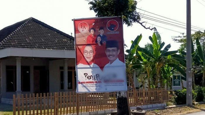 Puluhan Baliho EA di Enam Kecamatan Dirusak, DPC PDIP Instruksikan Relawan Tidak Terprovokasi