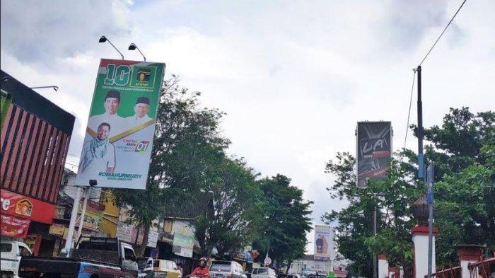 Soal Baliho Bergambar Romahurmuziy yang Dicopot di Boyolali, Ini Tanggapan DPW PPP Jateng