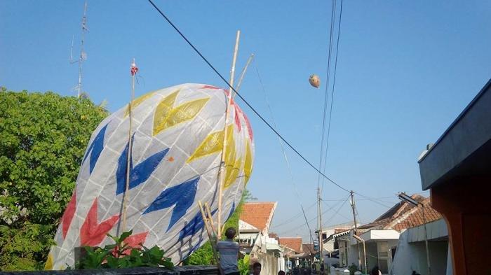 Berpotensi Ganggu Penerbangan, 16 Balon Udara Besar di Wonosobo Disita Polisi