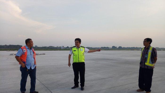Tambah Pelayanan pada Penumpang, Bandara Adi Soemarmo Solo Perpanjang Landas Pacu