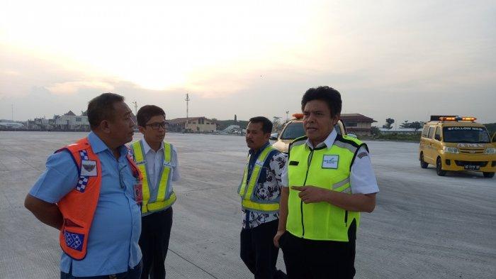 Apron Bandara Adi Soemarmo Solo Diperluas, Tambah Kapasitas Parkir Pesawat Hingga 50 Persen