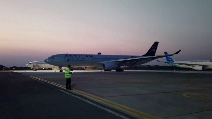 Bandara Adi Soemarmo Solo Kembali Dibuka, Pesawat Citilink dari Cengkareng Jadi yang Pertama Landing