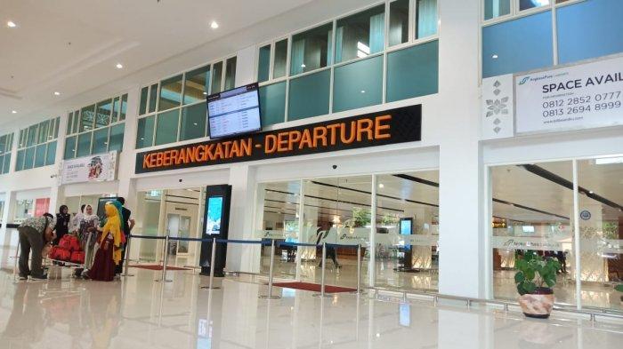 Ramai Pembatalan Terbang Sriwijaya, Begini Situasi di Bandara Adi Soemarmo Solo