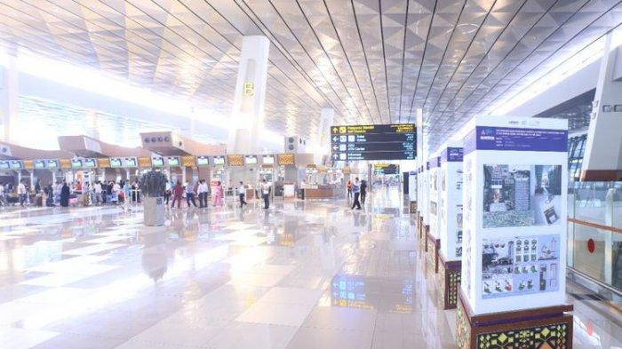 Mulai Jumat Besok, Bandara Soekarno Hatta Tak Layani Penerbangan Domestik dan Internasional
