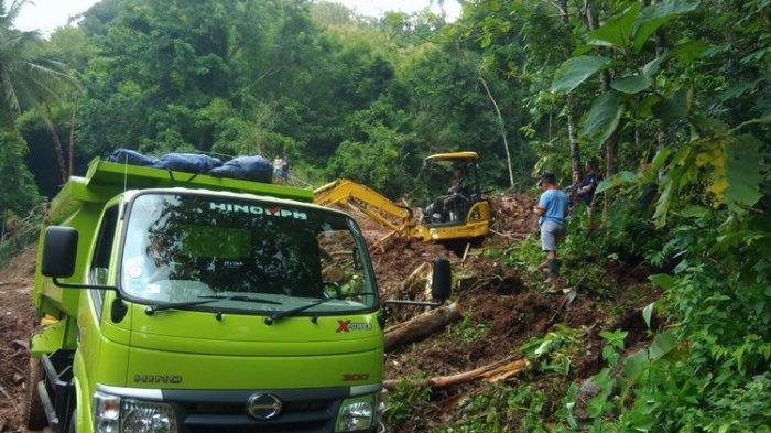 Bencana Longsor dan Banjir di Bantul DIY, 5 Orang Meninggal Dunia