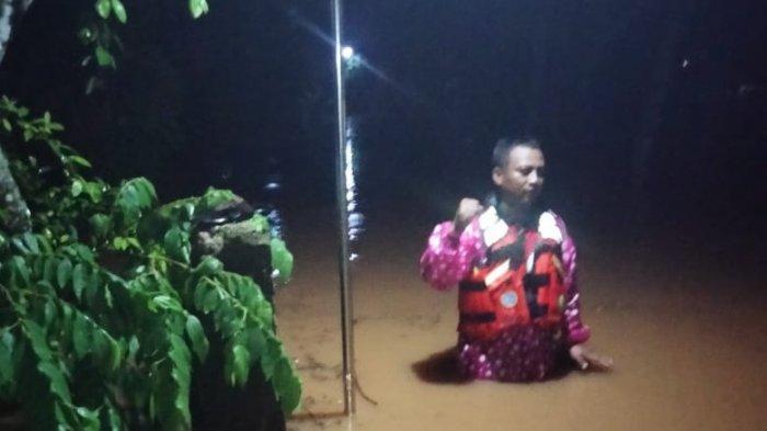 Banjir Bandang di Wonogiri Rendam 2 Kecamatan dan Ratusan Rumah, Disebabkan Luweng Tersumbat