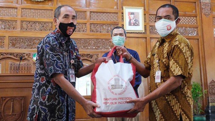 200 Seniman Solo Dapat Bantuan dari Presiden Joko Widodo, Wali Kota Solo: Seniman Juga Terdampak