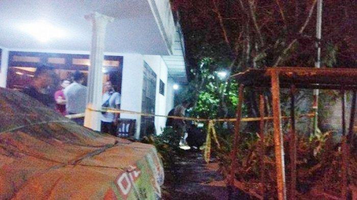 Rumah Kerabat Dekat Bupati Bantul Diduga Dilempar Peledak, Kaca Pecah, Polisi Masih Selidiki