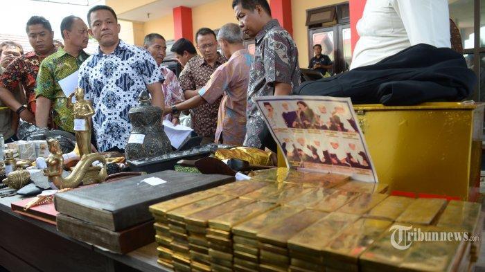 Dimas Kanjeng Taat Pribadi Bakal Dijerat Pasal Pencucian Uang Juga