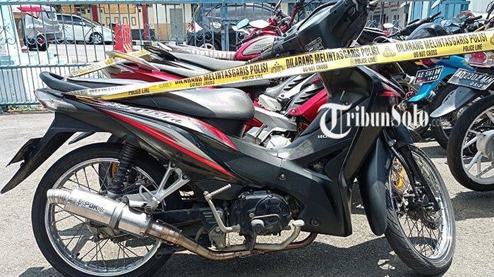 Total Ratusan Motor di Wonogiri Diamankan Polisi, Tertangkap Pakai Knalpot Brong