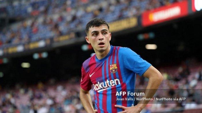 Pedri Perpanjang Kontrak dengan Barcelona Hingga 2026, Klausul Pelepasan Hingga 1 Miliar Euro