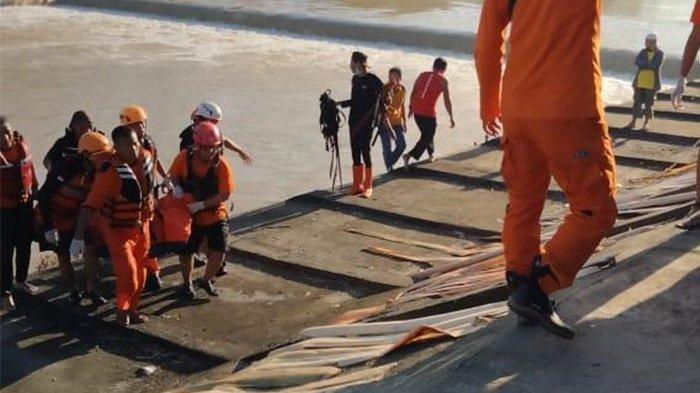 Jenazah Pemuda Sukoharjo yang Hanyut di Sungai Bengawan Solo Ditemukan: Korban Bertelanjang Dada