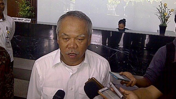 Diucapi Selamat Jadi Menteri Lagi, Basuki Hadimuljono Langsung Tersenyum