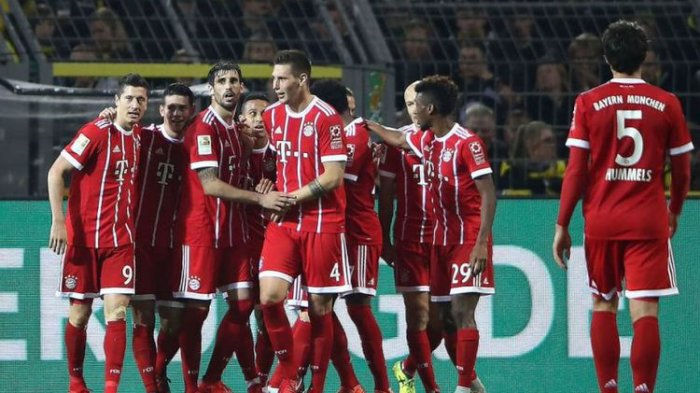 Man United Bersiap Ditolak, Leon Goretzka Putuskan Ingin Menetap di Bayern Muenchen