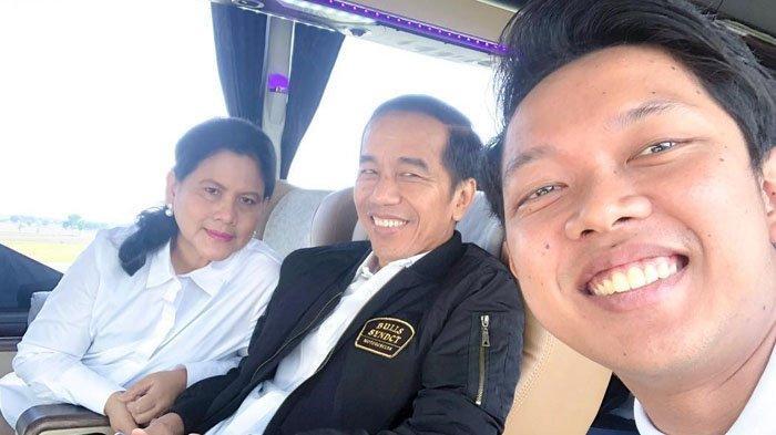 Cerita Bayu Skak Ikut Rombongan Presiden Jokowi Jajal Tol Trans Jawa dari Surabaya Menuju Kendal