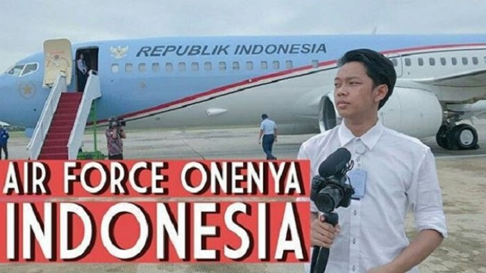 Curhat YouTuber dan Staf Khusus Mensesneg: Ikut Kunjungan Kerja Presiden Jokowi Melelahkan