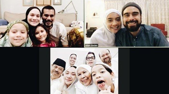 BCL Terlihat Sembab saat Tahlilan Bersama Keluarga di 40 Hari Meninggalnya Ashraf Sinclair