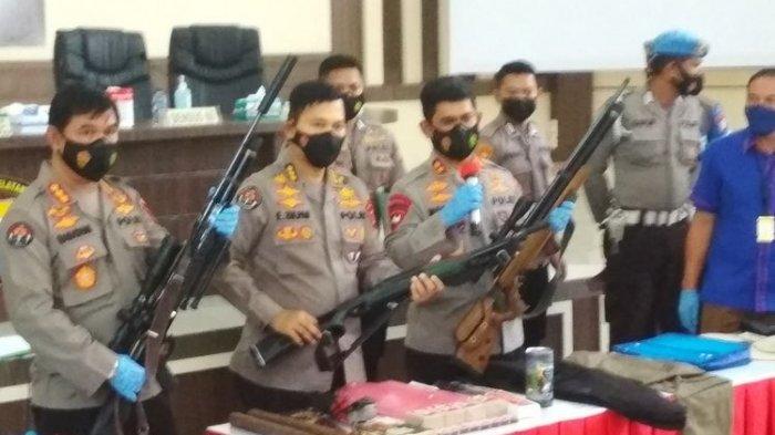 20 Teroris JAD Sulsel Diringkus di 5 Lokasi Berbeda, Dua Saudara dari Bomber di Filipina Tewas