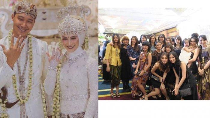 Anggota JKT48 Generasi Pertama Reuni di Hari Pernikahan Melody, Mana Nabilah Ayu?