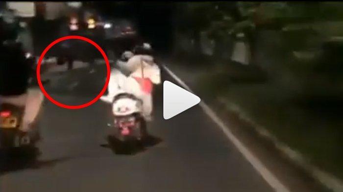 Viral Video Polisi Tembak Begal Bermotor di Jalan Raya Bekasi, Ini Cerita Lengkapnya