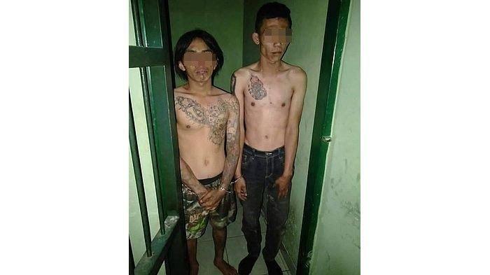 Tepergok Rampok Ponsel Pengendara, Dua Begal Panik Lari ke Markas TNI AD, Berakhir di Kantor Polisi