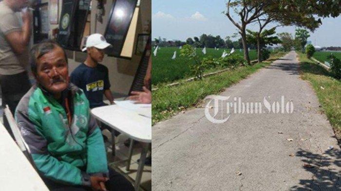 Ini Ancaman Hukuman untuk Pelaku yang Begal Kakek Ojol di Baki Sukoharjo, Sosoknya Sudah Masuk DPO