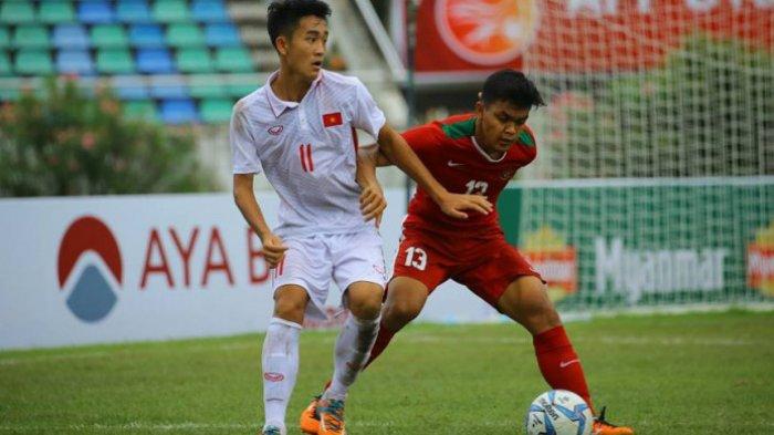 Pelatih Timnas U-19 Vietnam Kecewa dengan Kualitas Lapangan di Indonesia