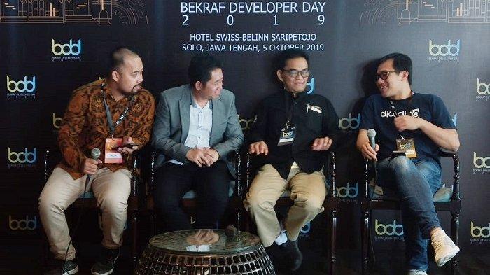 Bekraf Sebut Jumlah Startup Indonesia Naik Jadi 1.018 Perusahaan yang Bergerak di Berbagai Bidang