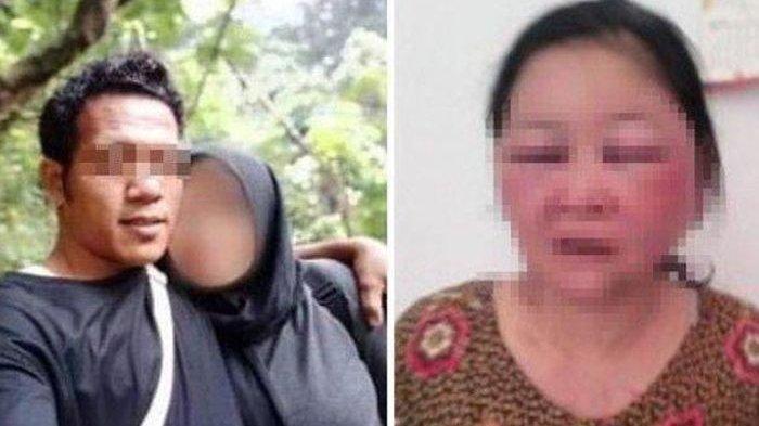 Seorang Istri Dihajar Suaminya hingga Babak Belur, Cegah Suaminya agar Tidak Terus Berselingkuh