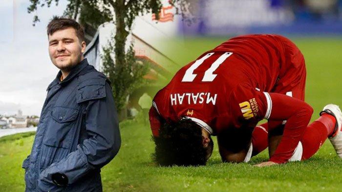 Kesaksian Ben Bird, Pria Inggris Pembenci Islam yang Jadi Mualaf karena Mohamed Salah