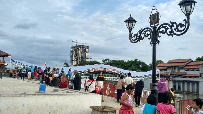 Rekreasi Bersama Keluarga di Lokasi Wisata Baru di Solo, Bendung Tirtonadi