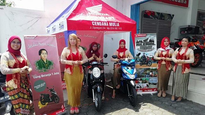 Hari Kartini, Astra Motor Jateng Beri Program 'Ayo Ke AHASS Wanita Indonesia' hingga 30 April 2019