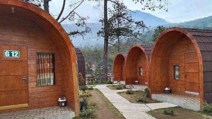 Harga dan Fasilitas The Lawu Park Tawangmangu, Ada Penginapan Seperti Rumah Hobbit